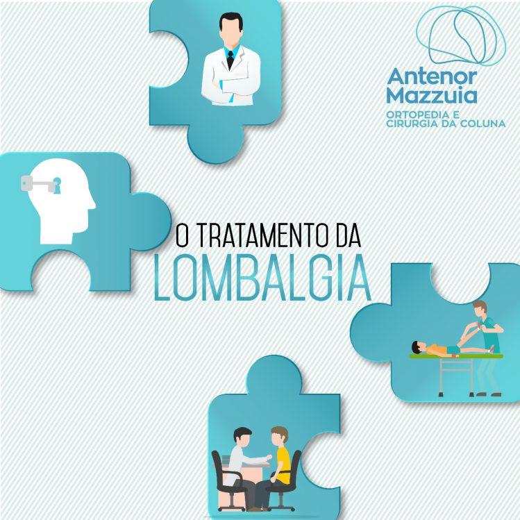 O Tratamento da Lombalgia